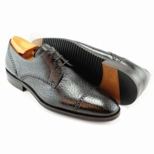 Baker Benjes Graves Peccary Brogues Brown Image