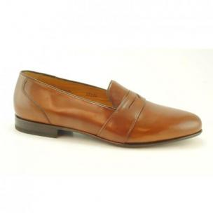 Baker Benjes 329 Penny Loafers Brown Image
