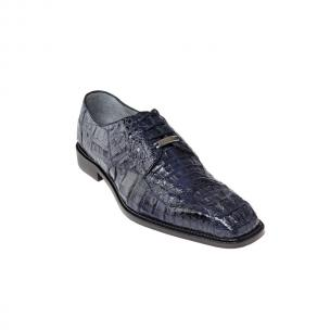 Belvedere Chapo Hornback Shoes Navy Image