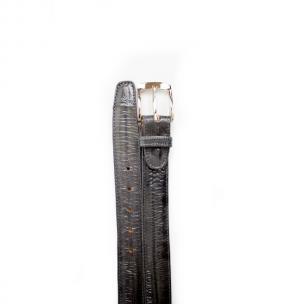Belvedere Eel Belt Gray Image