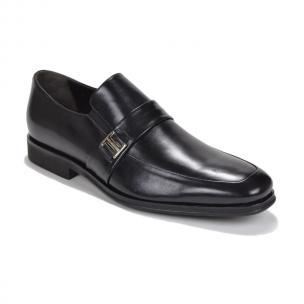 Bruno Magli Adelio Monk Strap Shoes Black Image