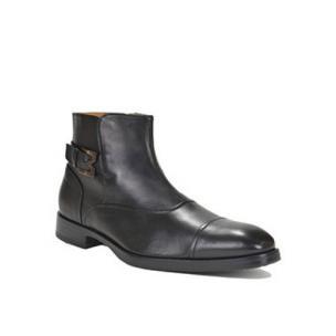 Bruno Magli Arcadia Nappa Boots Black  Image