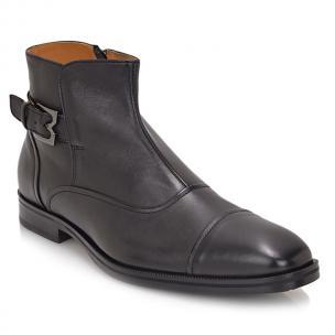 Bruno Magli Arcadia Cap Toe Boot Black Image
