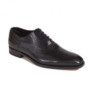 Bruno Magli Collezione Yards Blake Welted Plain Toe Shoes Black Image