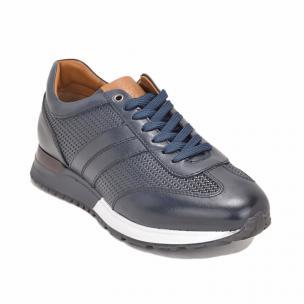 Bruno Magli Ikaro Sneaker Navy Image