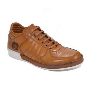 Bruno Magli Santo Sneakers Tan Image
