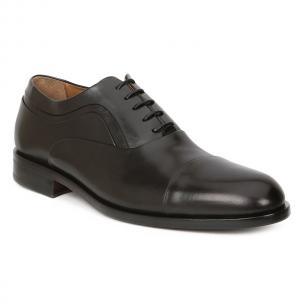 Bruno Magli Sassiolo Oxford Shoes Black Image