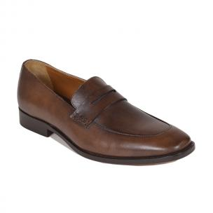 Bruno Magli Tosca Penny Loafers Brown Image