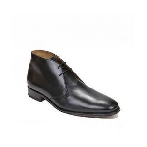 Bruno Magli Weston Calfskin Boots Black  Image
