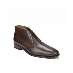 Bruno Magli Weston Calfskin Boot Dark Brown  Image