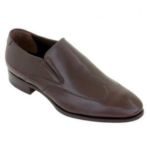 Caporicci 9920 Wingtip Loafers Brown Image