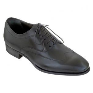 Caporicci 9919 Wingtip Oxfords Black Image