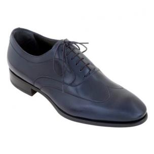 Caporicci 9919 Wingtip Oxfords Blue Image