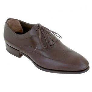 Caporicci 9919 Wingtip Oxfords Brown Image