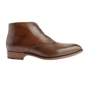 Carlos Santos 7991 Morisa Chukka Boots Light Brown Image