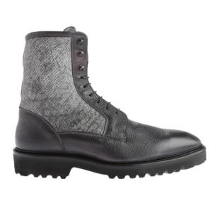 Carlos Santos 8624 Amada Boots Black Image