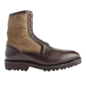 Carlos Santos 8624 Amada Boots Dark Brown Image