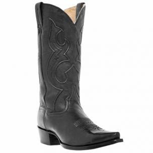 Dan Post Bexar DP2295 Western Boots Black Image