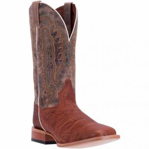 Dan Post Bradey DP4512 Shrunken Shoulder Boots Cognac / Tan Image