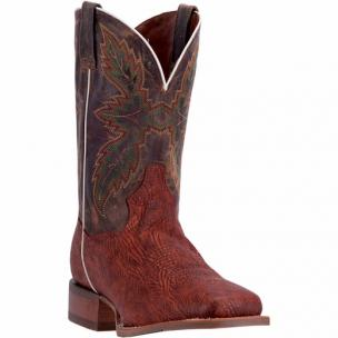 Dan Post Clark DP2432 Shrunken Shoulder Boots Cognac / Tan Image