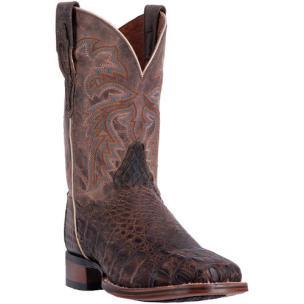 Dan Post Denver DP3965 Oiled Boots Brown Image