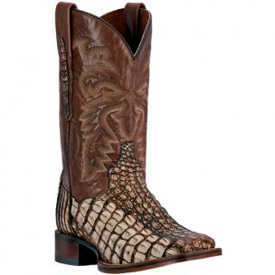 Dan Post Everglades DP3862 Caiman Boots Camel / Brown Image