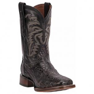 Dan Post Everglades SQ DP3852 Flank Caiman Boots Midnight Mystic / Black Image