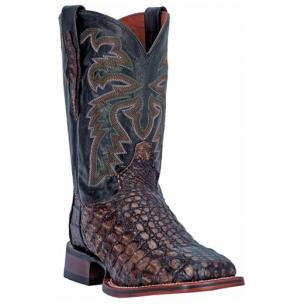 Dan Post Everglades DP3860 SQ Flank Caiman Boots Camel / Brown Image