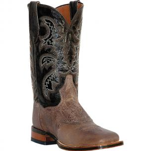 Dan Post Franklin DP2815 Western Boots Sand Image