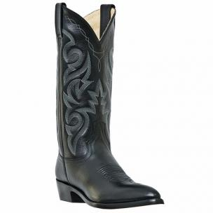 Dan Post Milwaukee DP2110J Western Boots Black Image