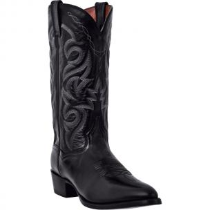 Dan Post Milwaukee DP2110R Western Boots Black Image