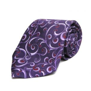 Daniel Dolce Handmade Italian Silk Tie DDP632 Image