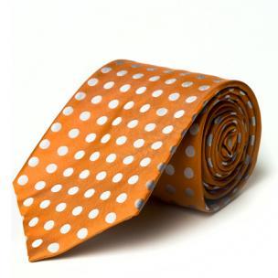 Daniel Dolce Handmade Italian Silk Tie DDT613 Image
