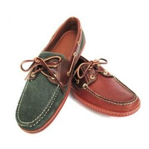 David Spencer Key Largo Boat Shoes  Image