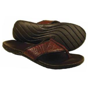 David Spencer Santiago Sport Sandal Croco Image