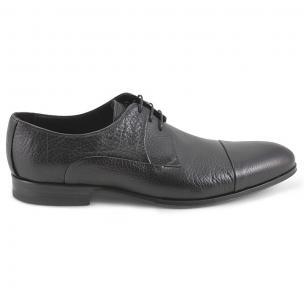 Dogen Tuareg Lux 85148 Cap Toe Derby Shoes Black Image