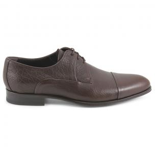 Dogen Tuareg Lux 85148 Cap Toe Derby Shoes Brown Image