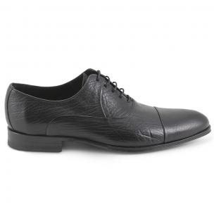 Dogen Tuareg Lux 85153 Cap Toe Oxfords Black Image