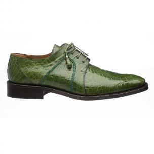Ferrini 205 / 528 Alligator Derby Shoes Oasis Image
