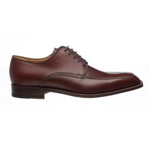 Ferrini 3898 French Calfskin Derby Shoes Brown Image