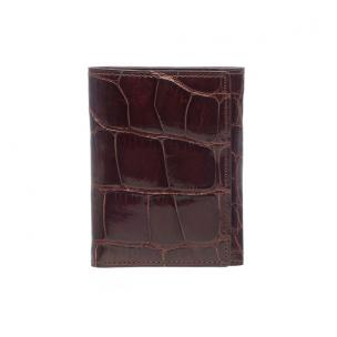 Ferrini Alligator Trifold Wallet Image