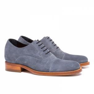 Guido Maggi Cote d'Azur Full Grain Shoes Gray Image