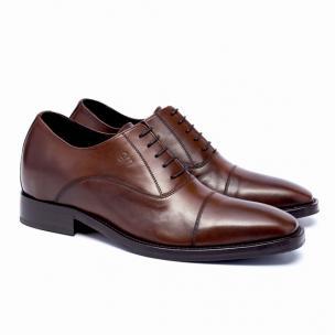 Guido Maggi Via Condotti Full Grain Shoes Brown Image