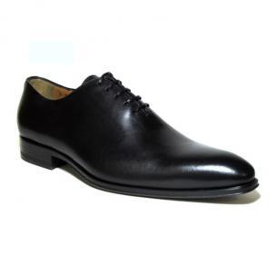 Jose Real Basoto Plain Toe Oxfords Black Image