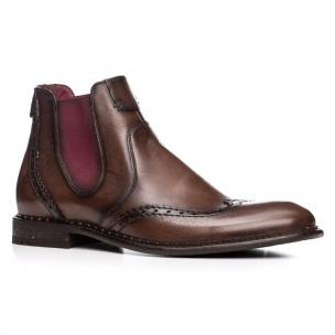 Lloyd Grenoble Ankle Boots Dark Brown Image