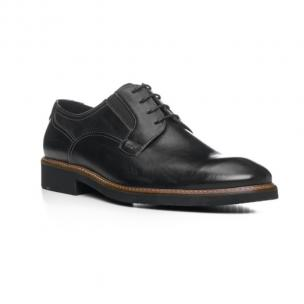 Lloyd Kidron Plain Toe Derby Shoes Black Image