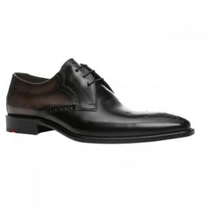 Lloyd Palma Punch Toe Derby Shoes Black/Graphite Image