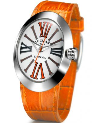 Locman Womens Donna Watch Orange 410WHBROR Image