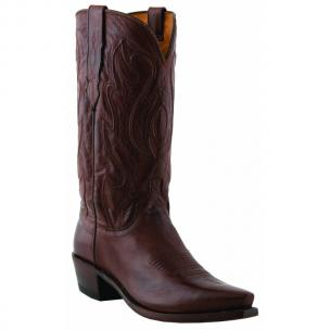 Lucchese M1004.S54 Ranch Hand Leather Boots Tan Image