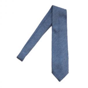 Luigi Monaco Cashmere Solid Tie Image